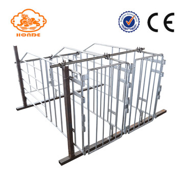 Cheap galvanized pig pen fencing