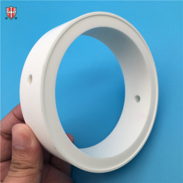 insulated alumina ceramic sealing ring cylinder