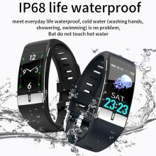 E66 Bluetooth Sport Smart Watch Men Smartwatch For Android IOS Fitness Tracker Electronics Smart Clock Watch Band Accessories