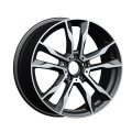 Casting Mercedes Replica Wheel Hyper Black  17x8