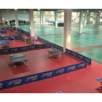 Indoor pvc indoor table tennis sports gym flooring
