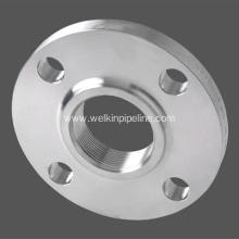 DN2566 PN10 THREADED FLANGE