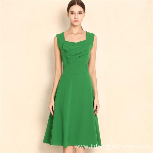 2020 New Types of Women Causal Sleeveless Dress