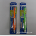 New Care Brosse à Dents Adulte Souple Bonne Vente
