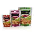 Cashew nuts zipper doypack plastic packaging bag
