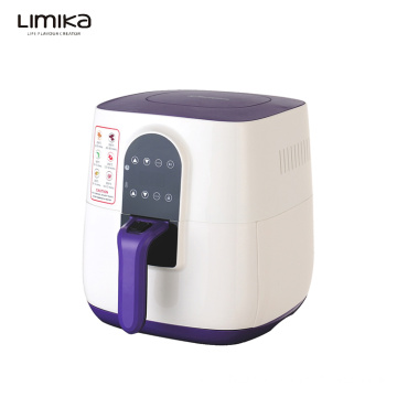 Electric Fryer LED Air Circulation Fryer For Cooking