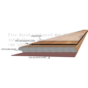 most durable composite flooring fireproof fucntion