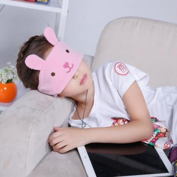 Lovely Cartoon Music Kids Sleepping Headband