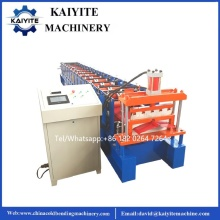 Triangle Shape Roof Ridge Cap Roll Forming Machine