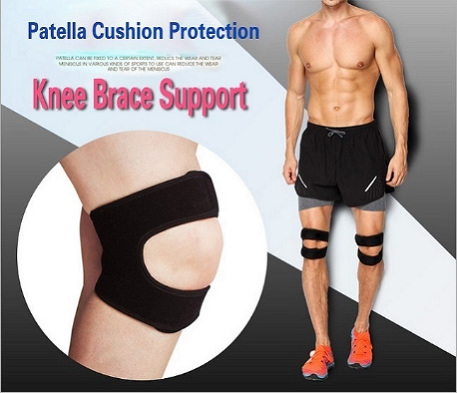patella cushion protection knee pad