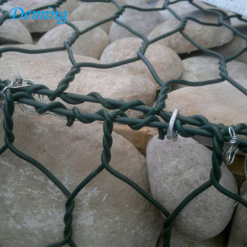 Factory Sales Gabion Box retaining rock