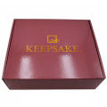 Custom Corrugated Paper Clothing Box Packaging