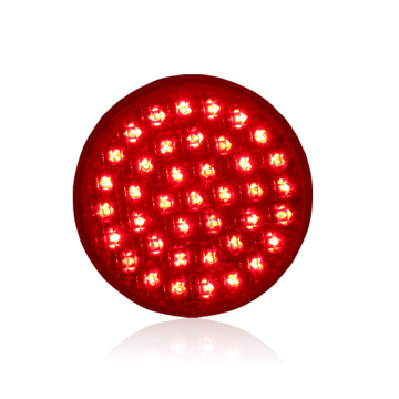 DC12V 100mm red yellow green traffic light lamp