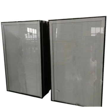 Out Door Double Insulated Glass With Builtin Blinds