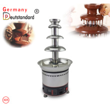 Germany Deutstandard chocolate fountain machine
