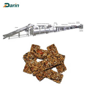Granola Bar Cereal Bar Cutting Line