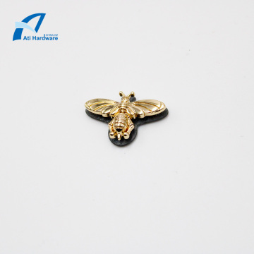 Moth Shape Metal Accessories Decorative Hardware