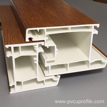 Plastic Window Profiles Of Pvc
