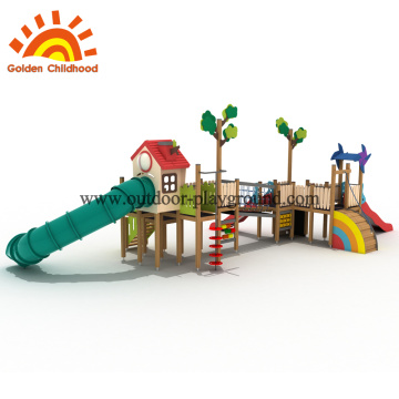 playground climbing structures net equipment