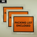 Packing List Envelope 4.5x5.5 inches Full Printed