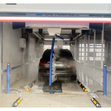 Laser wash 360 touchless car washing machine