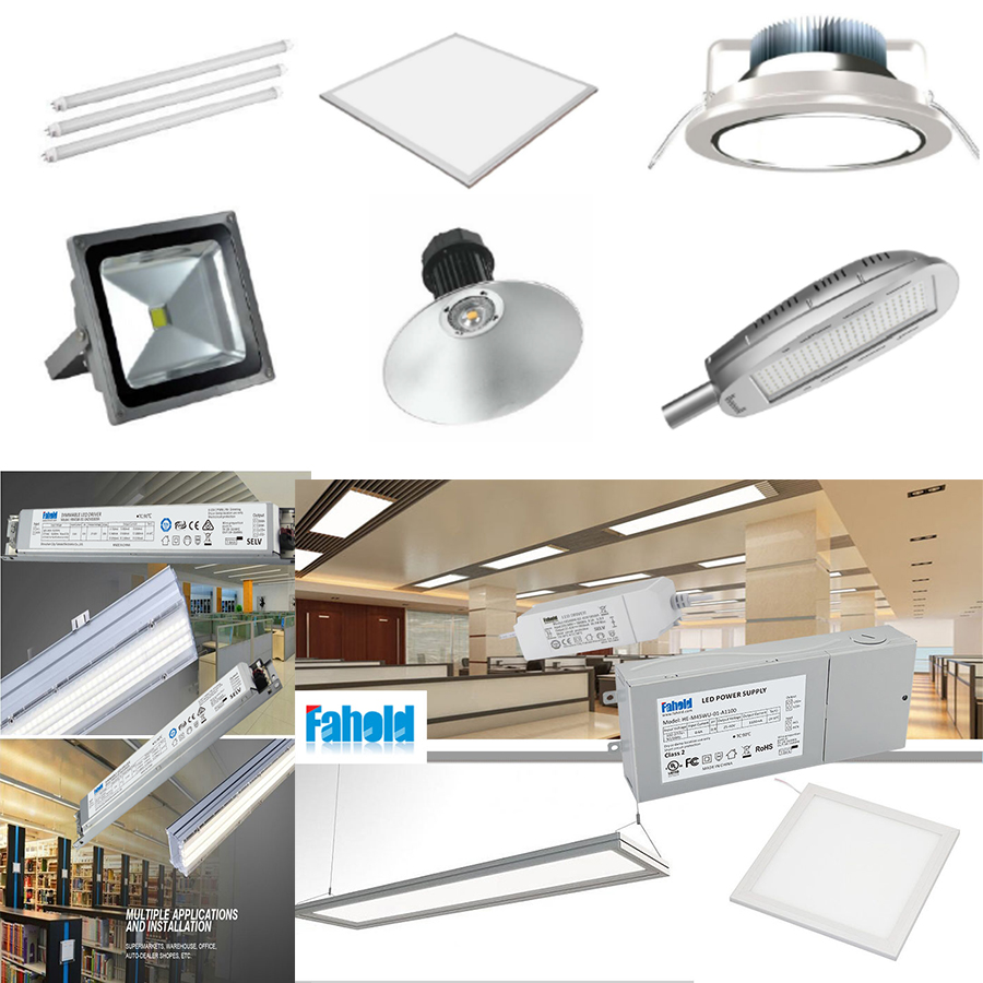 commercial Lighting Led Driver