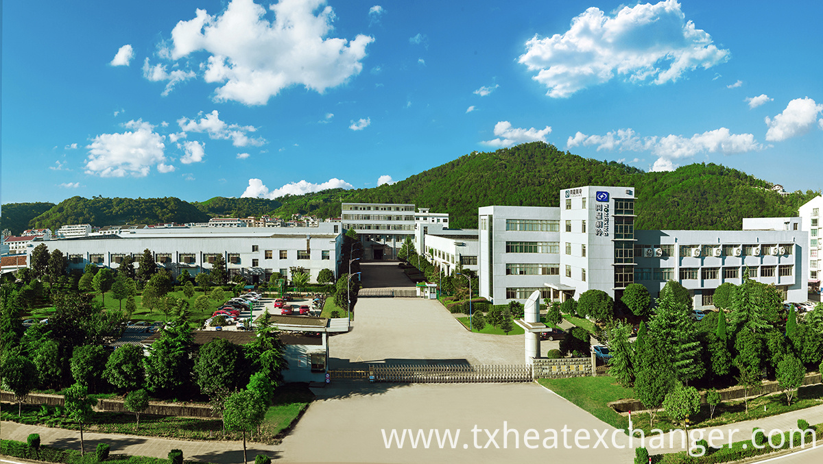 Stainless Steel Heat Exchanger Factory