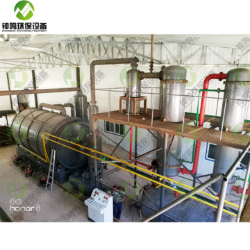 Pyrolysis Oil Market Price per Ton/Liter