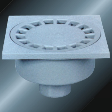 PVC Fitting Male Floor Drain for Drainage