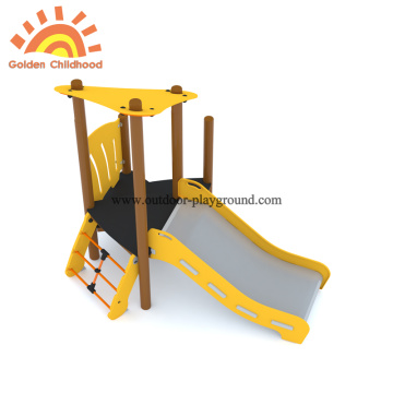 HPL Panel Multiply Slide Equipment Sets Playground