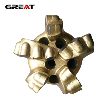 Good quality 5 blades PDC bit
