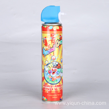 Wholesale Christmas Carnival party snow foam spray