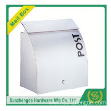 SMB-012SS New design waterproof mailbox with low price