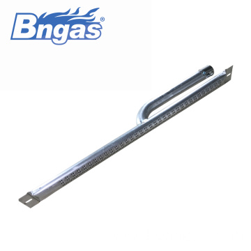 Gas washing machine parts stainless steel pipe burner