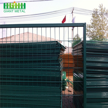 Size Metal Base mesh spacing Canada Temporary Fence