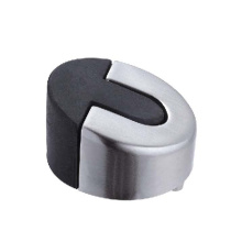 Floor Mounted Door Stoppers with Rubber