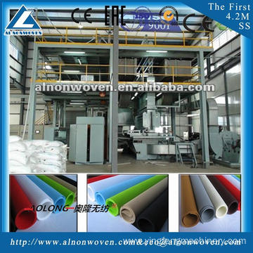 Brand new AL-3200 SMS Nonwoven machine