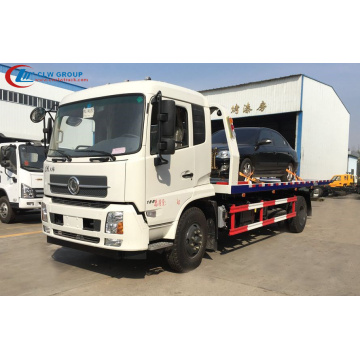 Brand New Dongfeng 7.2m Green Road Car Wrecker