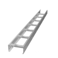 Aluminium Alloy Perforated Ladder type Cable Tray