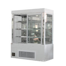 Refrigerated display cabinet cake showcase refrigerator