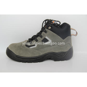Men's Work Shoes with Steel Toe MS-3063