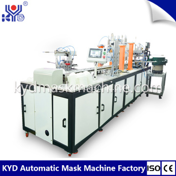 Automatic Industry Cup Mask After Process Making Machine