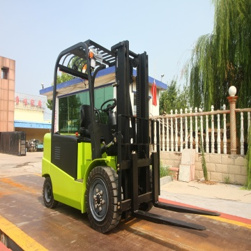 3500kg electric compact forklift