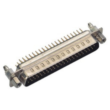 D-SUB PCB Male Three Row Straight(stamped Pin)