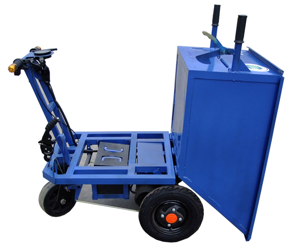 Brick tipper architectural engineering transfer cart price