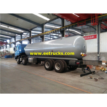 JAC 20000l LPG Road Tanker Vehicles