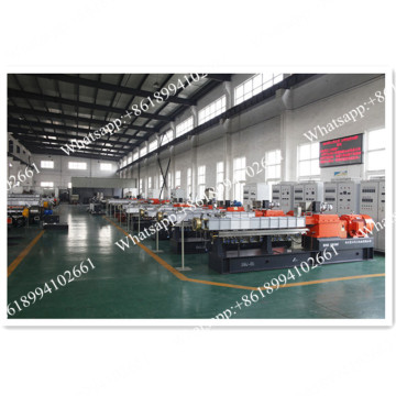 Glass Fiber Reinforced Plastic Compounding Extruder Machine