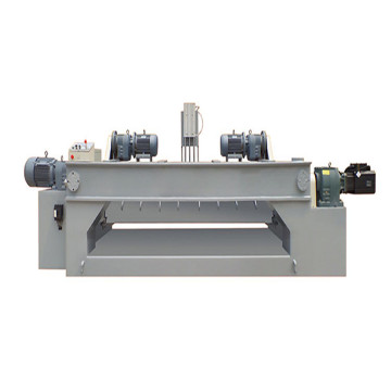 4FT and 8FT Spindleless Veneer Peeling Machine