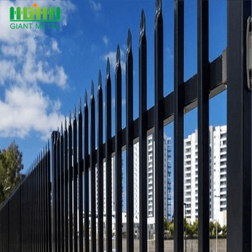 portable iron fence for park
