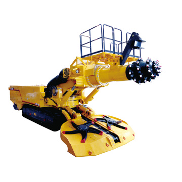 Rock Tunneling Machine Loader Roadheader
